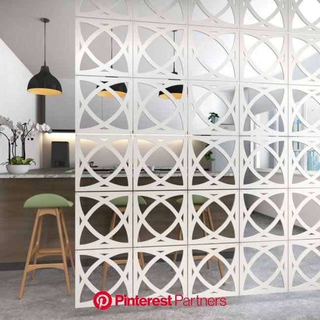 Biombo Suspenso Padrão Tomar em 2020 | Ideias de decoração, Decoração de casa, Portas interiores