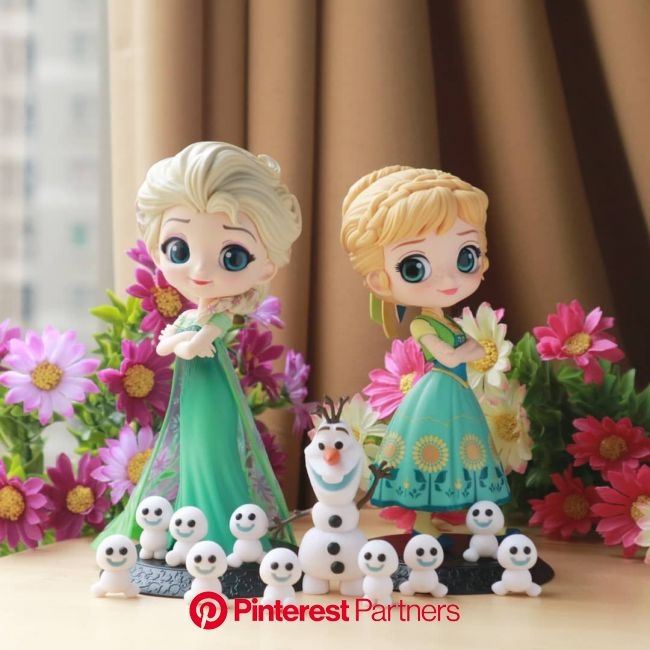 Making today a perfect day for you ???????????? - Frozen Fever Q Posket Pastel version #qposketdisney #qposket #F… | Disney princess art, Clay crafts,