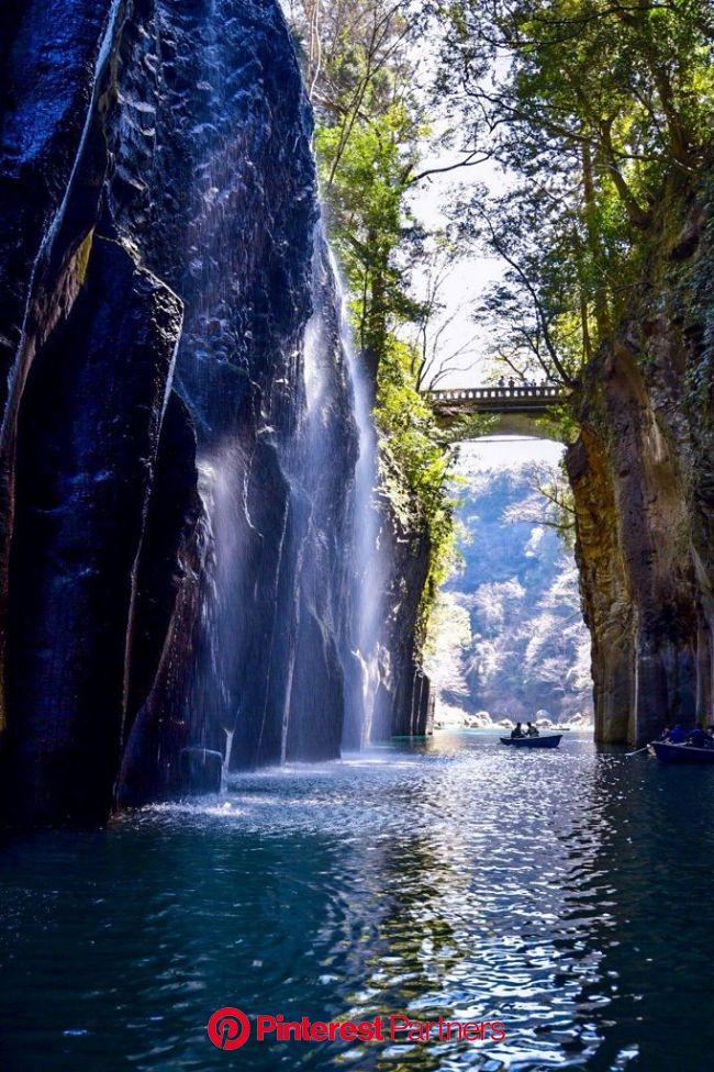 秘境シリーズ〜高千穂峡① by k-tomo (ID:4307656)- 写真共有サイト:PHOTOHITO   美しい風景, 風景写真, 美しい景色
