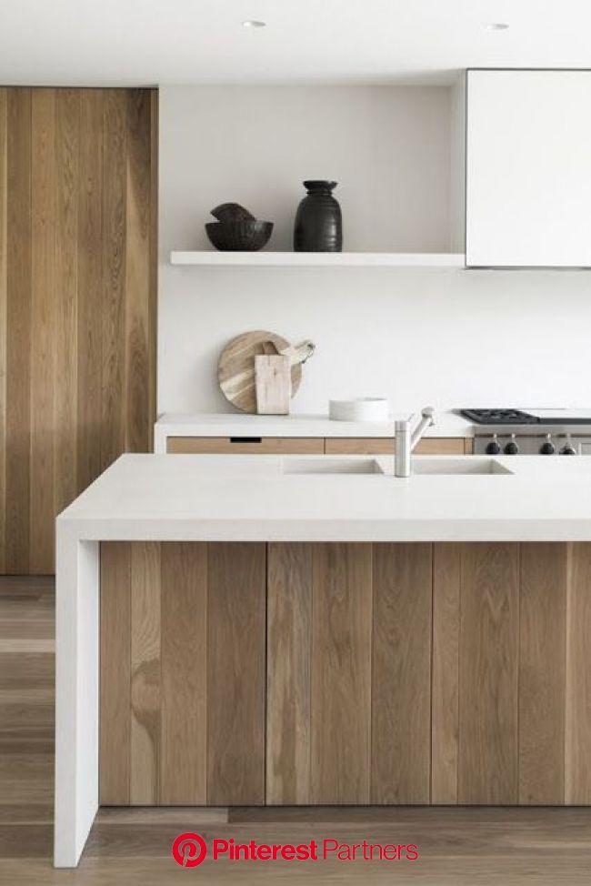 design indulgence: BOULDER KITCHEN #FIELDCOURT | Kitchen wood design, Modern kitchen design, Apartment kitchen island