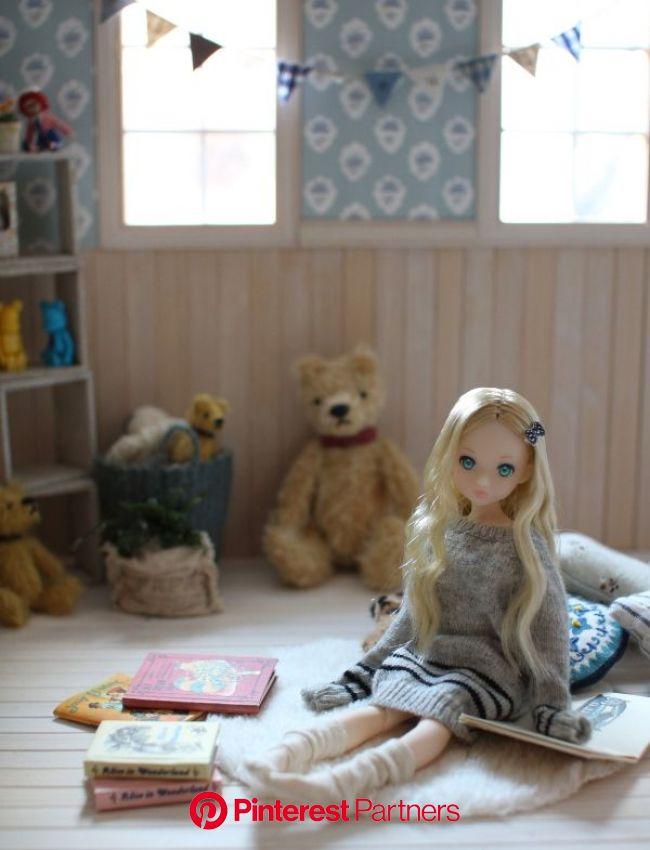 小さいもの - peu connu | 可愛い 人形, ジオラマ 作り方, お人形