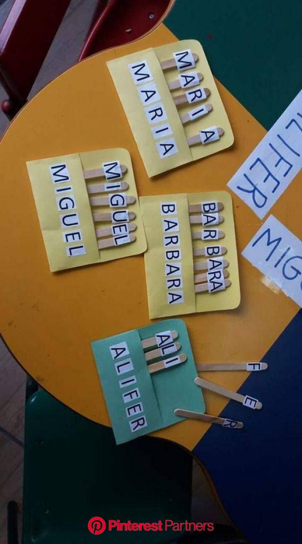 NOMBRE (2) | Actividades de aprendizaje, Actividades de aprendizaje preescolares, Actividades de alfabetización