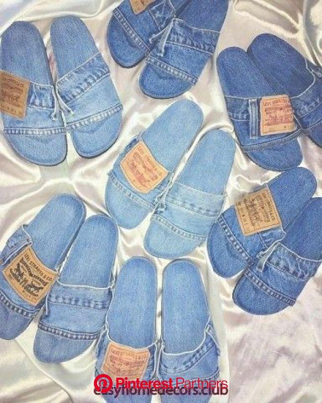 a0fc9884 CURSO GRATIS DE COMO APRENDER HACER PANTUFLAS en 2020 | Pantuflas de ganchillo, Costura facil | faviconw… | Denim crafts, Blue jeans crafts,