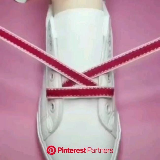 Лайфхак | GlobusLife [Vídeo] | Amarrando sapatos, Amarrando cadarços, Sapatos laço