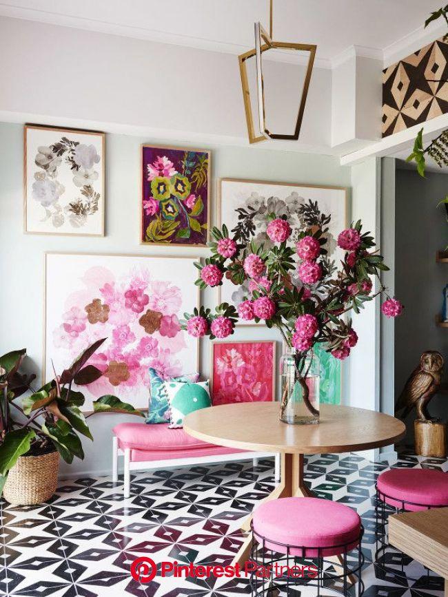 Inspiration File: Pretty Floral French Style | Decor, Pink decor, Home decor