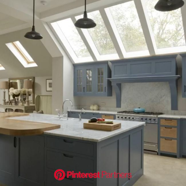 The Hermitage Hammersmith American Handleless Style Kitchen Video Video In 2020 Interior Design Kitchen Kitchen Interior Open Plan Kitchen Li Sayo